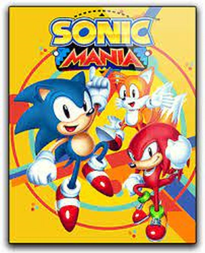 Sonic Mania  Crack With License Key Free Download Game 2021