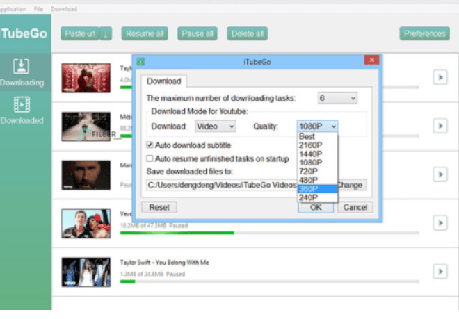 iTubeGo YouTube Downloader 4.3.3 Crack With Serial Key Download 2021
