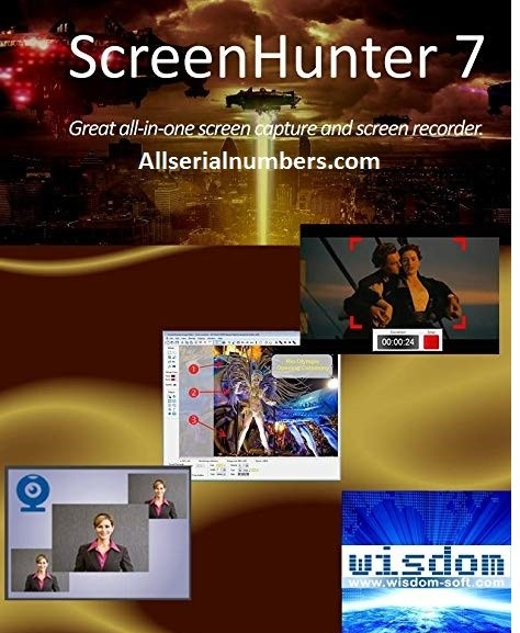 ScreenHunter Pro 7 Crack With Serial Key Free Download 2021