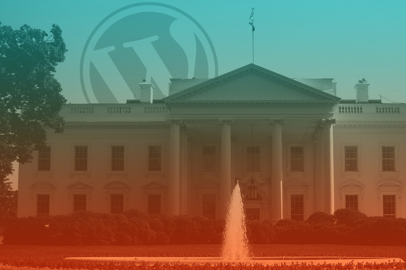 the white house launches wordpress website
