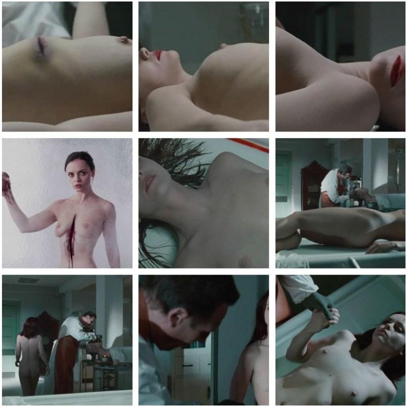 christina ricci boobs