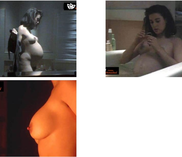 demi moore boobs