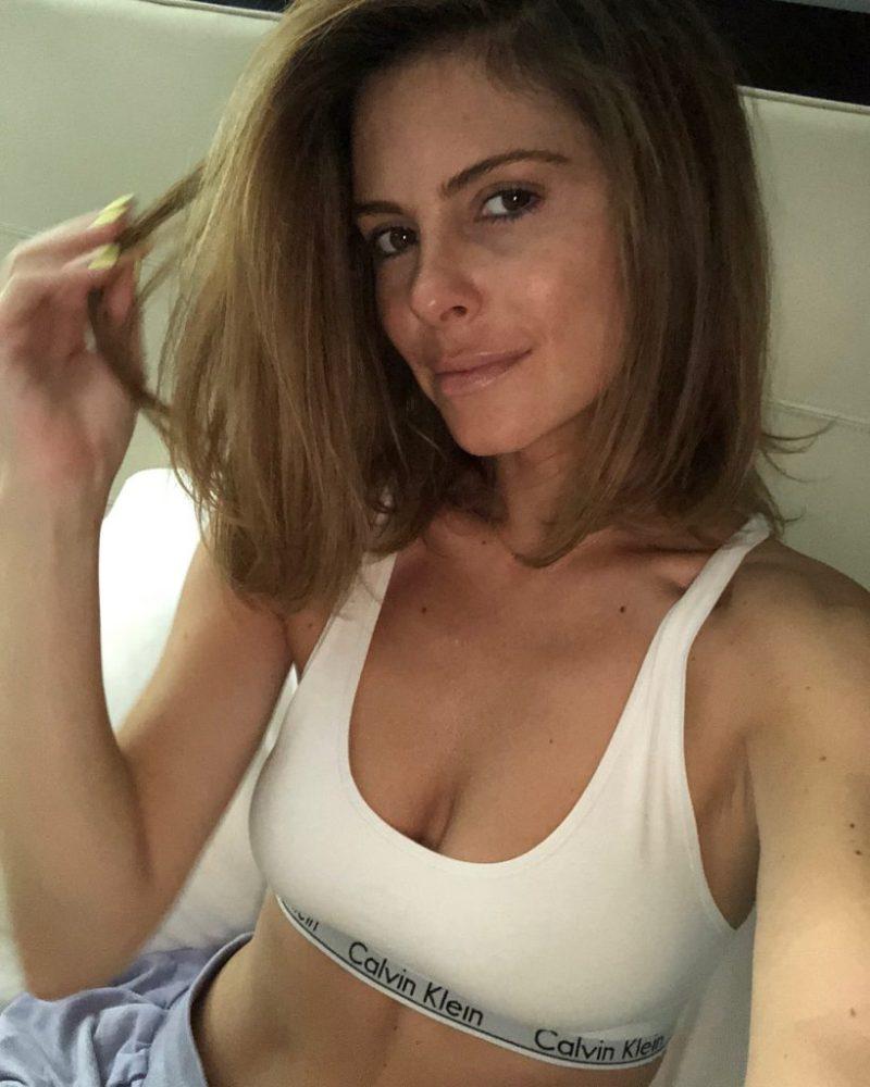 Maria Menounos boobs
