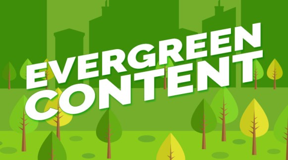 evergreen content publish