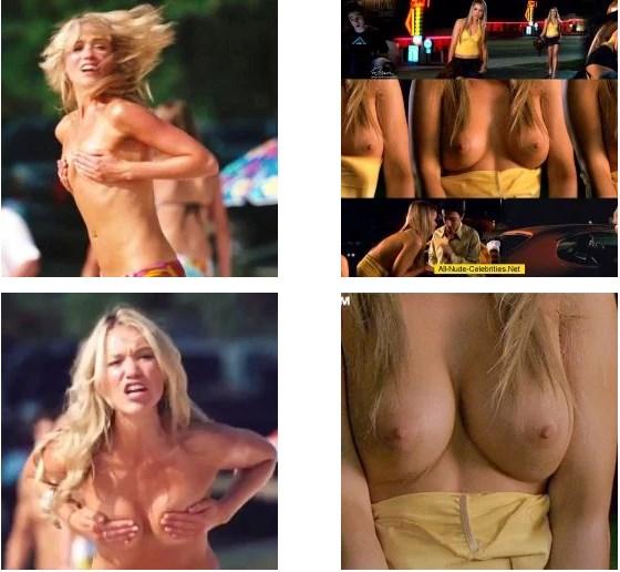 Katrina Bowden nude