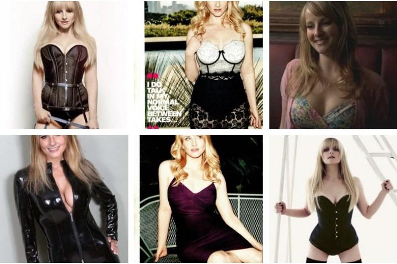 Melissa Rauch sexy photos