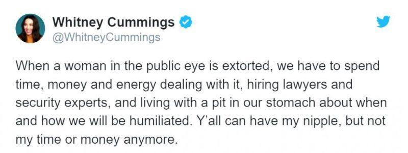 Whitney Cummings twitter