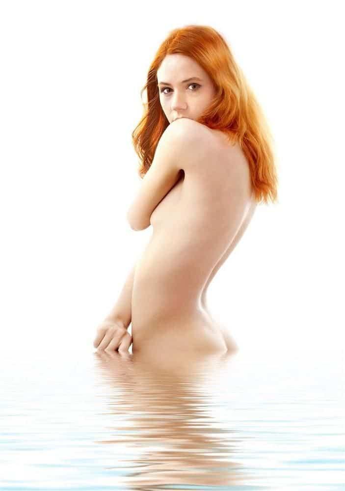 Karen Gillan Nude Leaked Pics