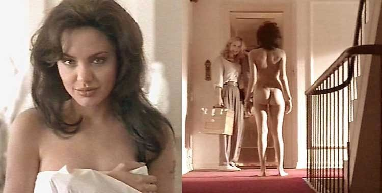 angelina jolie ass photos