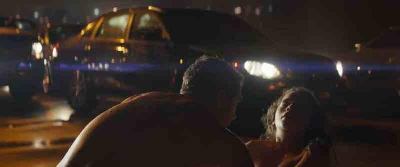 Emilia Clarke Uncovered in Terminator