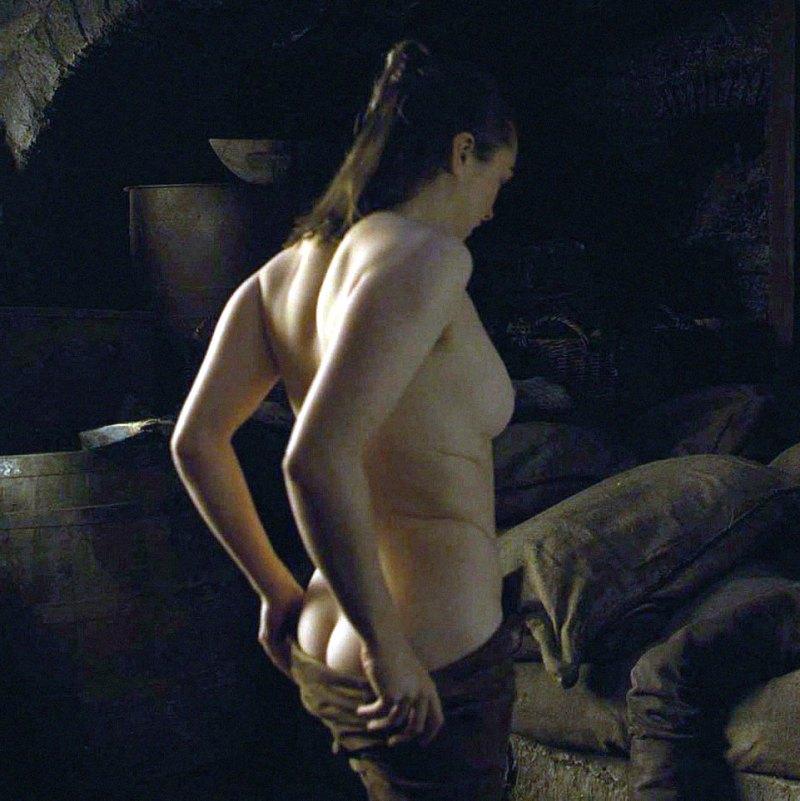 Maisie Williams Sex Scene (Game of Thrones)
