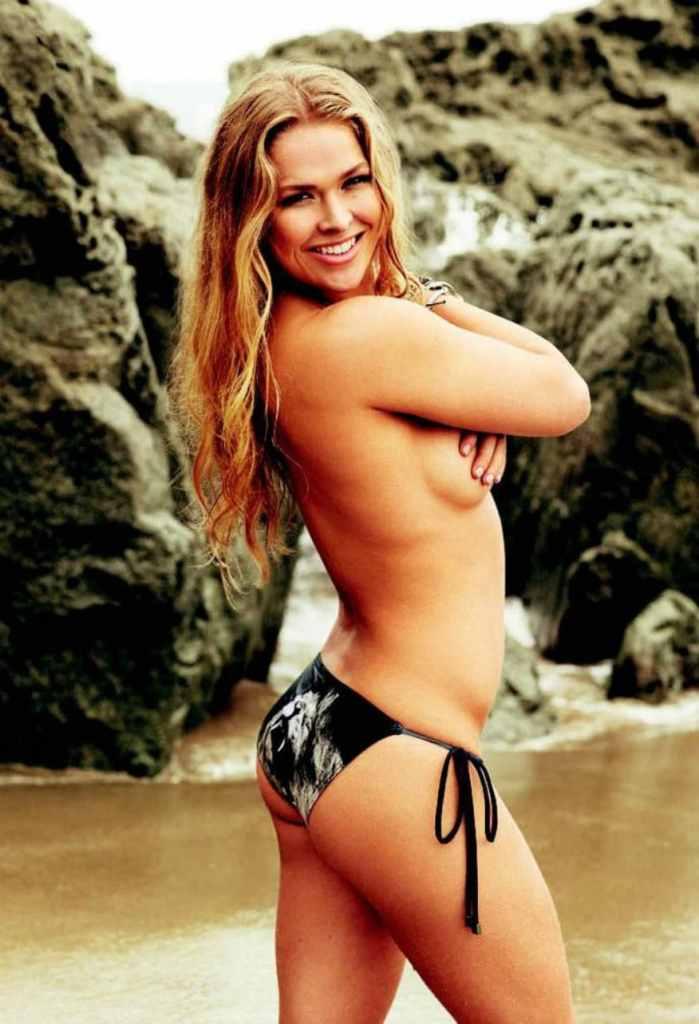 Ronda Rousey Nude Pics