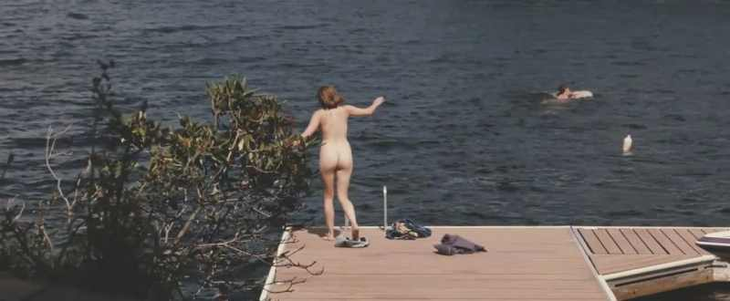 Elizabeth Olsen Naked