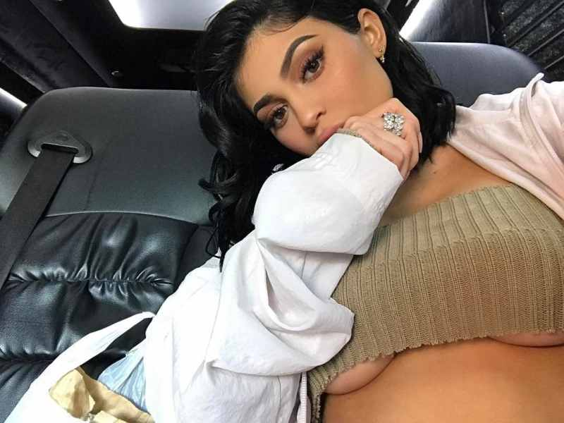 Kylie Jenner Tits Pics