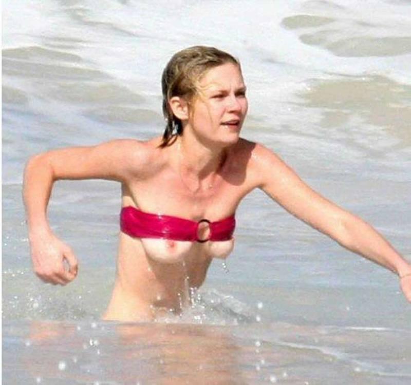 Kirsten Dunst Nude Leaked Photos