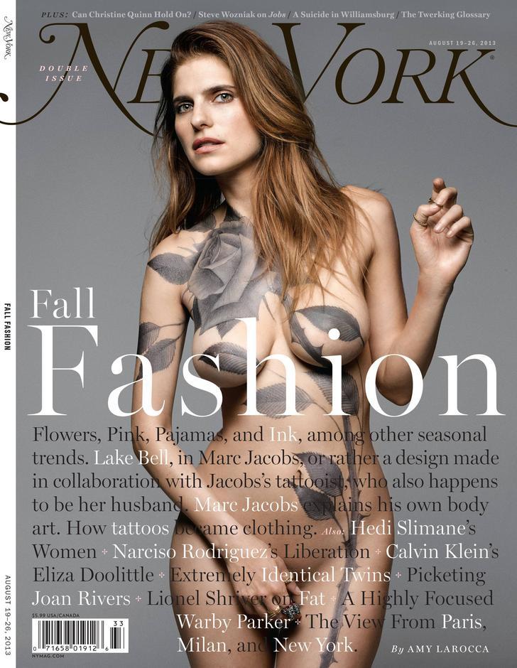 Lake Bell Nude Pics – New York Magazine
