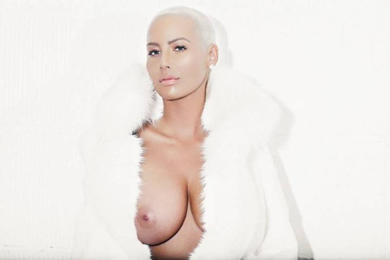 Amber Rose Nude Photos