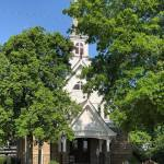 All Souls Church front view of building