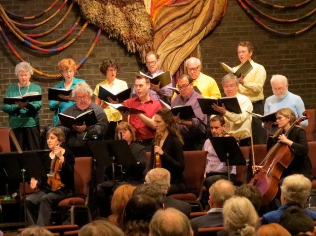choir nov. 2013