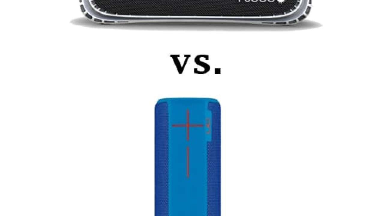 The Battle of the Bluetooths: Fugoo Sport XL vs UE Boom 2  Which is