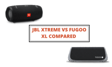 JBL Xtreme vs Fugoo XL Compared