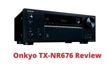 Onkyo TX-NR676 Review
