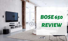 bose 650 review