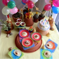 Miniature Birthday Fiesta