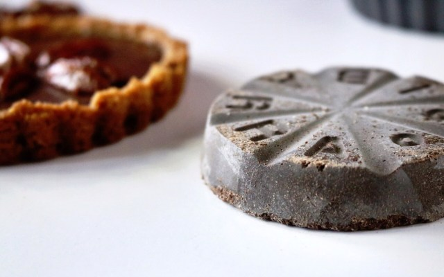 Mexican Chocolate Mini Pie recipe