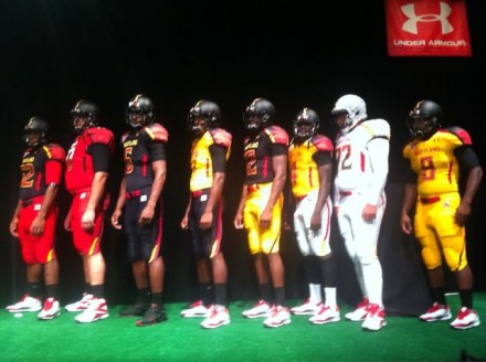 sale retailer c9fd9 68bff Bon Voyage Maryland… Terps football exits ACC with a bowl ...