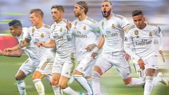 REAL MADRID NAMES SQUAD AHEAD OF VALLADOLID GAME | All ...