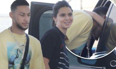 Kendall's rumored boyfriend