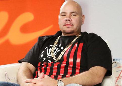 Rapper Fat Joe