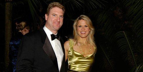 Martha MacCallum and her husband Daniel John Gregory