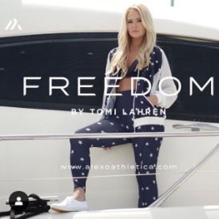 Tomi introducing her political response titled Introducing Freedom by Tomi Lahren