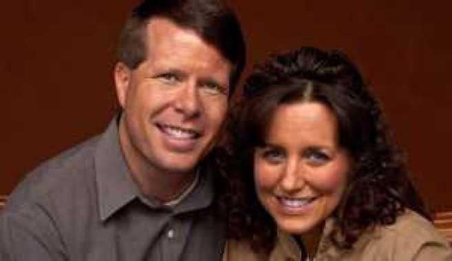 Jim Bob and Michelle Duggar