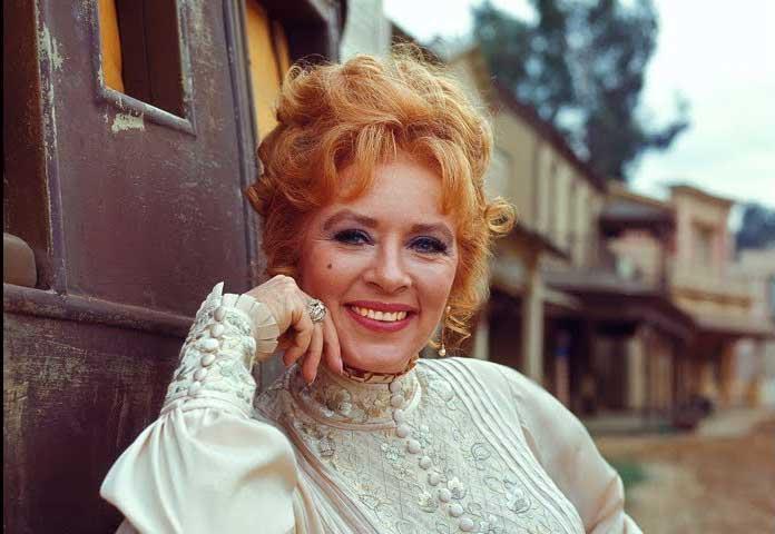 Amanda Blake actress