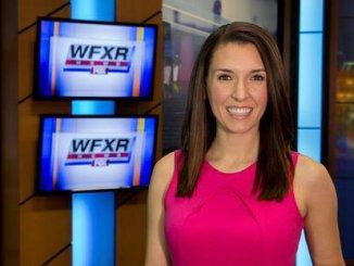 Broadcaster Lauren Taylor