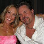 Chris Potoski with his spouse Brandi Love