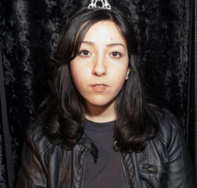 The photo of Dina Hashem