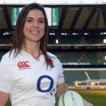 Rugby Player Sarah Hunter
