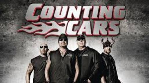 Joseph Frontiera and Counting Cars group