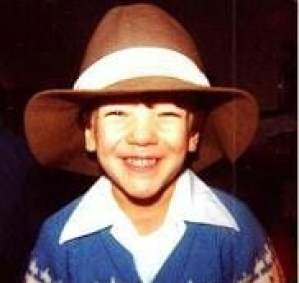JC Chasez was the cutest child ever!! #NSYNC