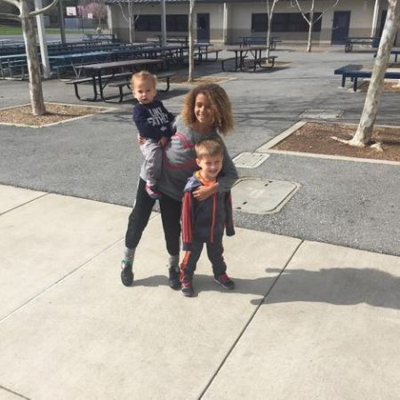 Julie Brady and Kevin Youkilis shares three children together