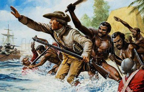 Death of Captain James Cook