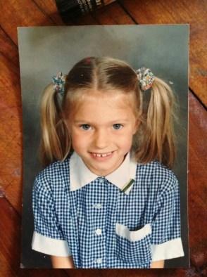 Abbey Lee Kershaw Childhood