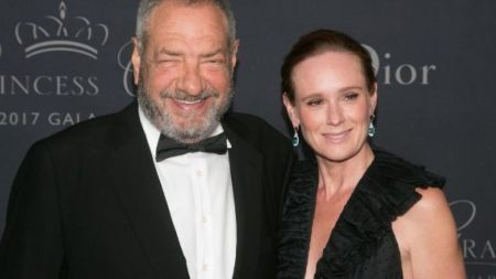 Dick Wolf and wife Noelle Lippman have called it quits after 12 years of marriage