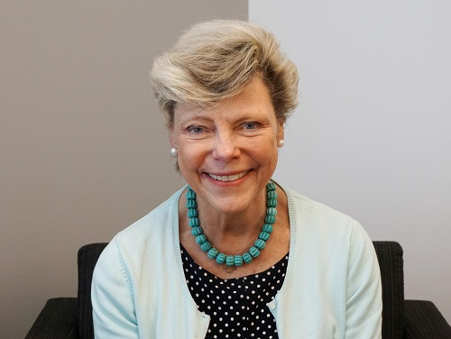 Image of journalist Cokie Roberts