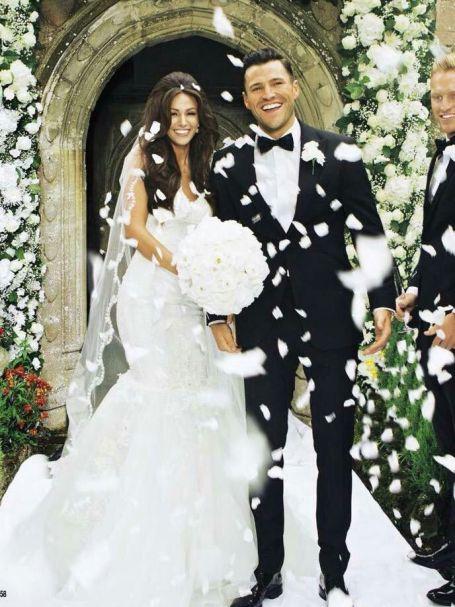 Mark Wright and Michelle Keegan Wedding