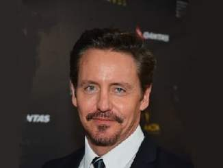 Actor Charles Mesure photo